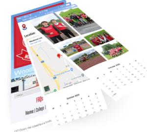 Woodbrook College Calendar