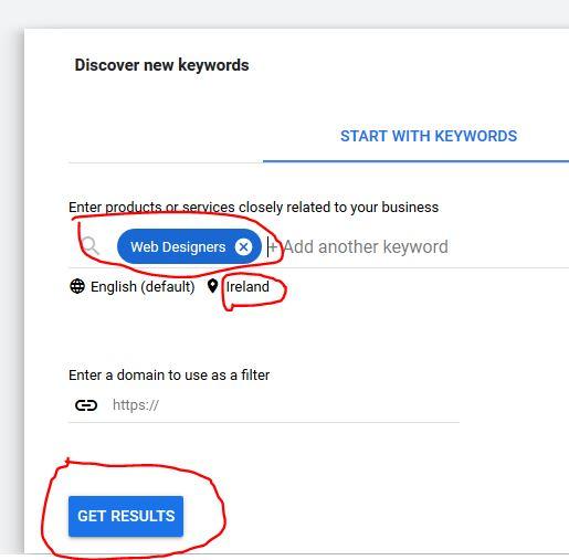 Download new keywords